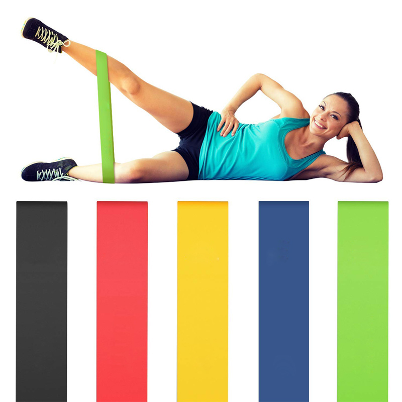 Elastic Bands For Fitness Gum Pull Rope Rubber Bands Sport Yoga Workout Expander Resistance Bands Equipment Training Fitness Gym Discounts Sale
