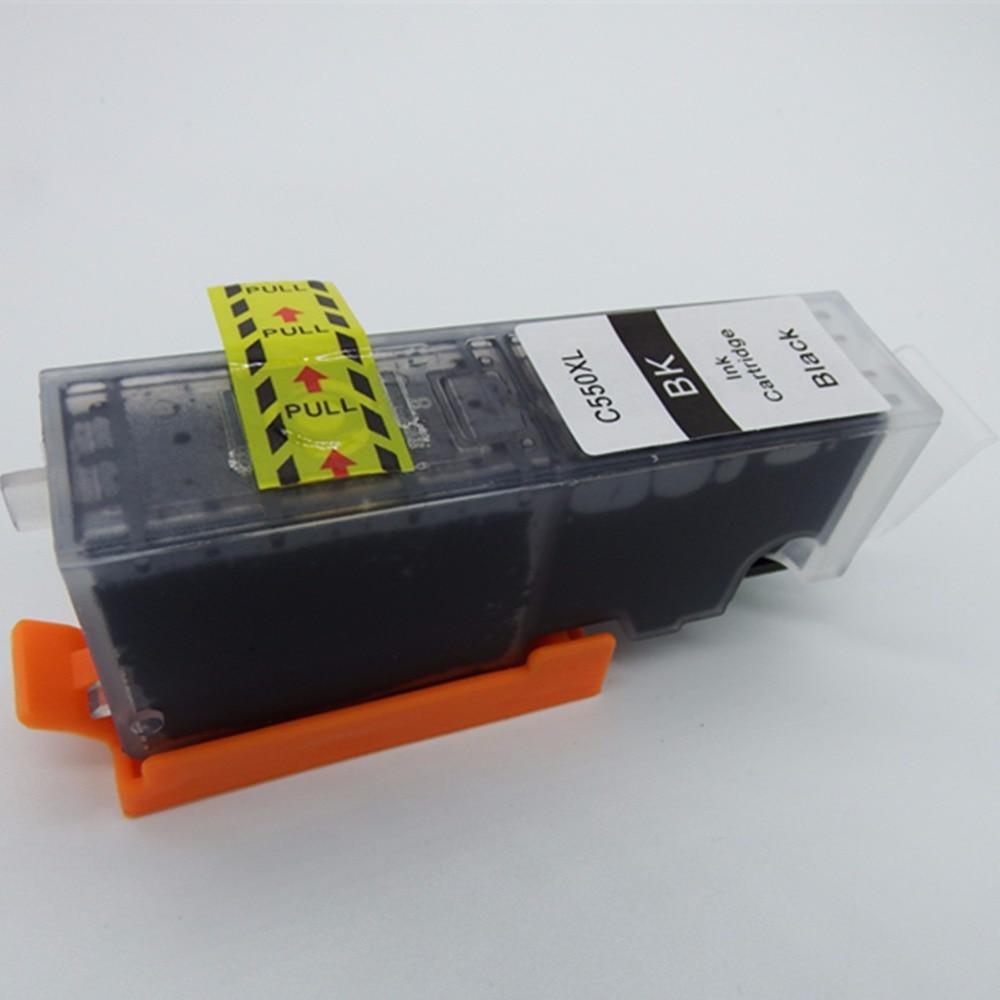 Canon MG5450 MG5550 MG6450 Ip7250 MX925 MX725 IX6850 üçün PGI-550 - Ofis elektronikası - Fotoqrafiya 6