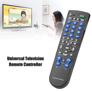 Image 2 - 高品質1個テレビリモコンポータブルスーパーバージョンコントローラーセットled液晶ワイヤレステレビ制御リモートユニバーサル