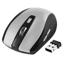 6 Buttons Wireless Optical Mouse
