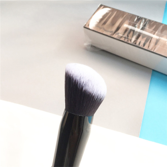 bdbeauty The Face II Sculpting Foundation Brush #2 - Angled Foundation Contouring Brush - Beauty Makeup Blender Tool 3