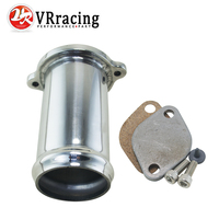 VR RACING EGR REMOVAL Kit Valve Replacement Pipe For Jaguar X Type For Ford Mondeo 2