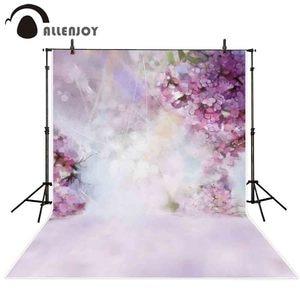 Image 2 - Allenjoy Hoa Nhiếp Ảnh Backdrop Mùa Xuân Bokeh Phục Sinh VƯỜN Nền Ảnh Phòng Thu Photophone Để Chụp Photocall Vải