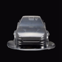 Brand New MK Racing Car Transparency Body Shell For 1 18 RC Cars Parts