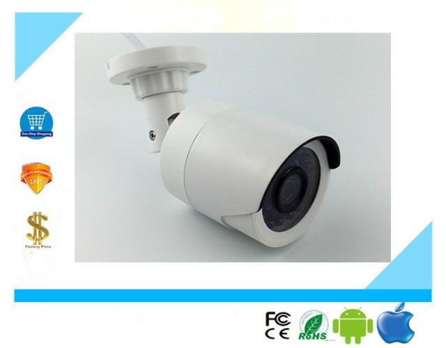 StarLight Low illumination IP Bullet Camera 1080P 3MP Sony291 3516C E H 265 Integrate MIC Audio