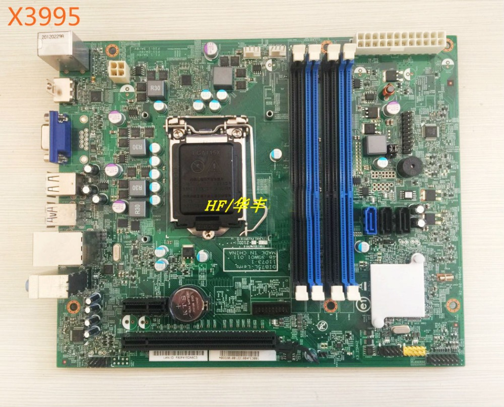 Dib75l Lena For Acer X3995 Sx2870 Desktop Motherboard Lg1155 Mainboard 100 Tested Fully Work