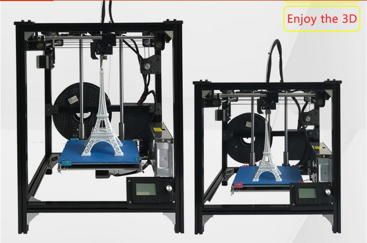 Polarbear S220D 3D printer DIY Kit Large printing size High Quality Precision For Ultimaker 2 UM2