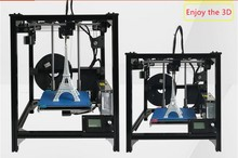 Polarbear S220D 3D printer DIY Kit Large printing size High Quality Precision For Ultimaker 2 UM2 Extended