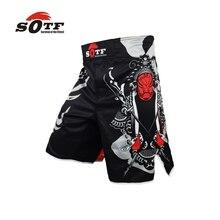 WTUVIVE ММА бокс Спорт Фитнес личности шорты для кикбоксинга Муай Тай шорты Тигр Муай Тай бой pretorian одежда ММА