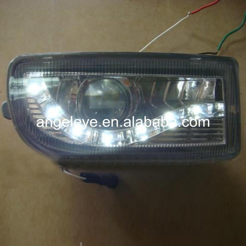 LED Fog light for TOYOTA Land Cruiser LC100 FJ100 1998-2007 year fog lamp fog light left 81221 60031 right 81211 60112 for toyota land cruiser 100 lc100 1999 2006