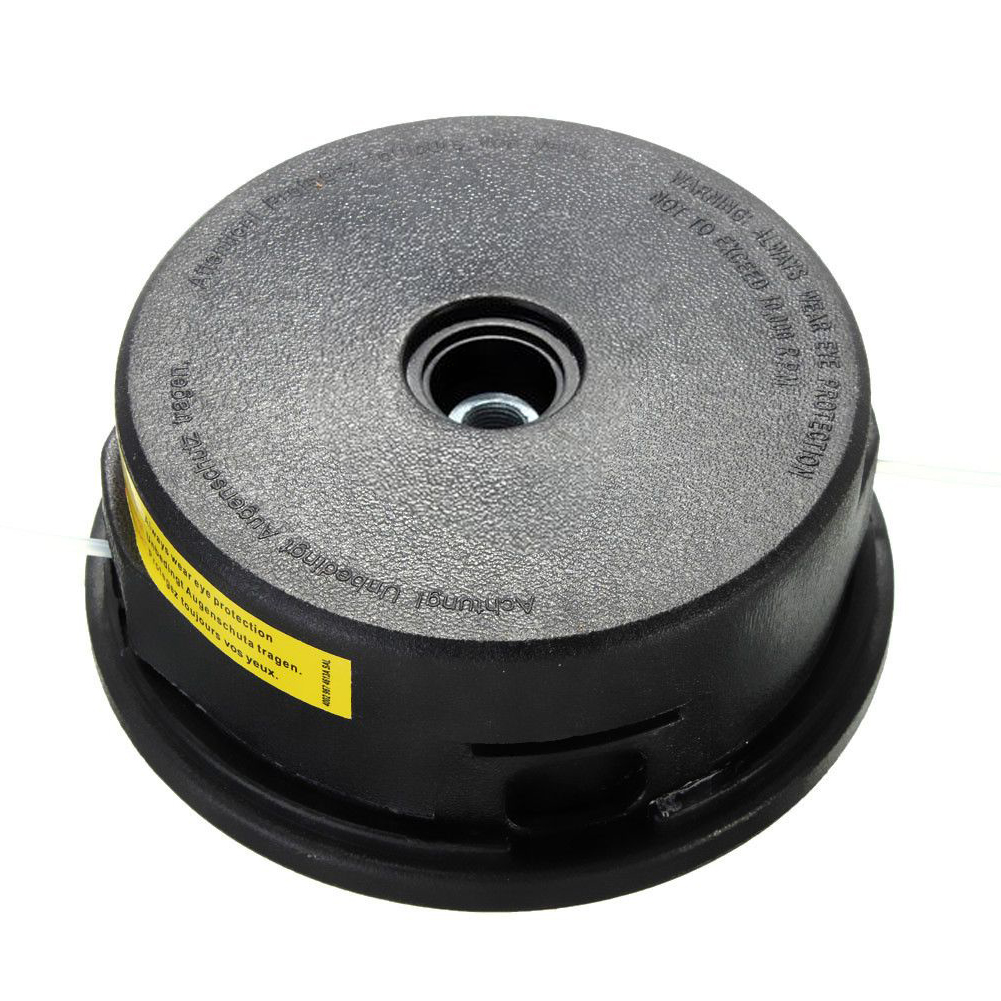 Hot saleAuto Cut 25-2 Nylon Line Bump Feed Head For Brushcutter STIHL trimmer Black FS120 250