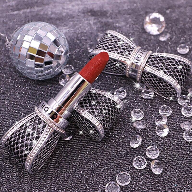 2019 Lipstick Relief Velvet Matte Lip Stick Set Waterproof Lasting Pigmented Batom Red Nude Lips Cosmetics