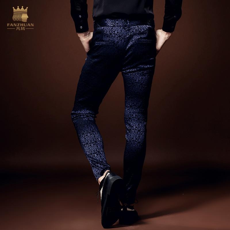 Masculine De Mince Automne Microejection Grain Pantalon Mode Violet Livraison Boom Partie Sport Nouveautés Gratuite Fleur 618056 Foncé Homme twHgqfA