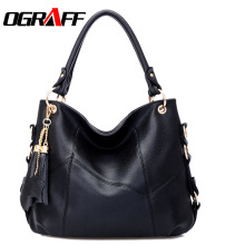 OGRAFF 2017 big women bag designer handbags high quality brands women messenger bags women leather handbags