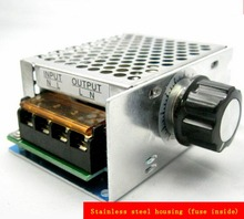 10-220V smooth voltage converter 4000W household electronic power transformer with high quality silicon