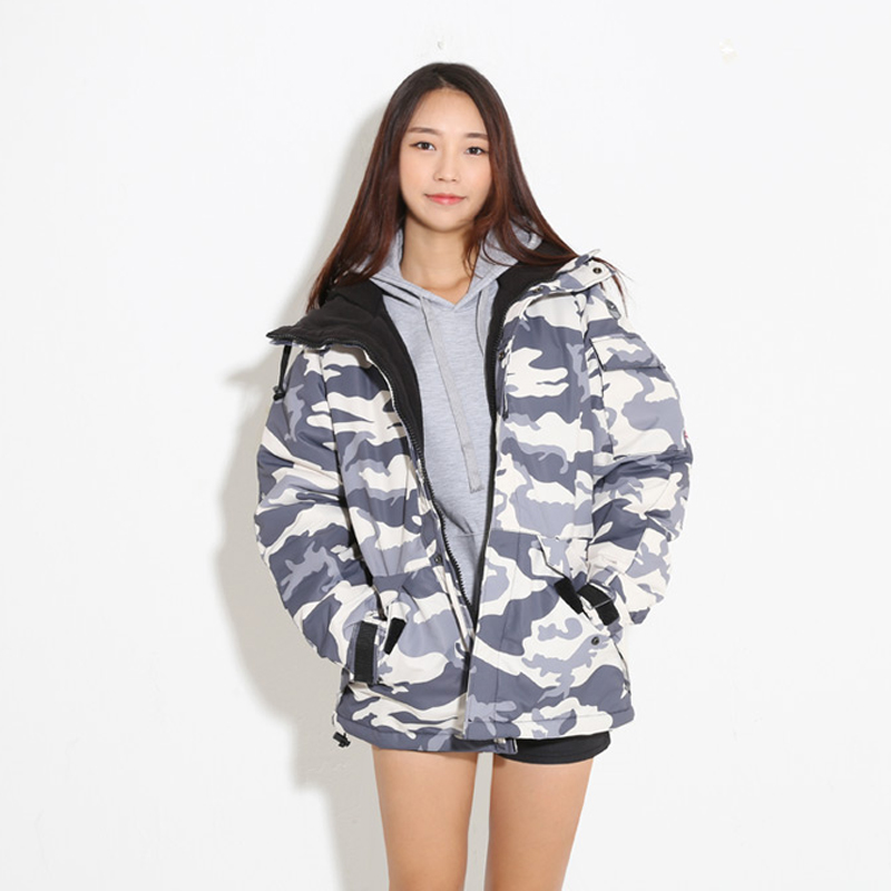 Newest Edition Southplay Winter Waterproof 10 000mm Warming White Military font b Jacket b font