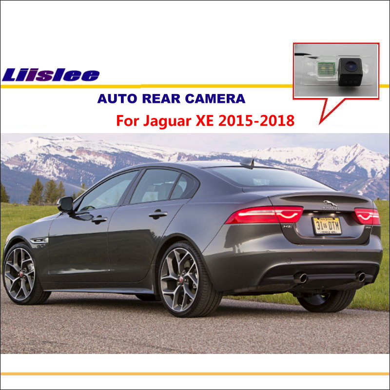 Jaguar Xe Rear: Liislee Car Reverse Rear Camera For Jaguar XE 2015