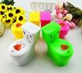 1 pcs mini Movendo o bocal de jato higiênico spray de água truque engraçado-playing brinquedos brinquedo crianças brinquedos de banho verão