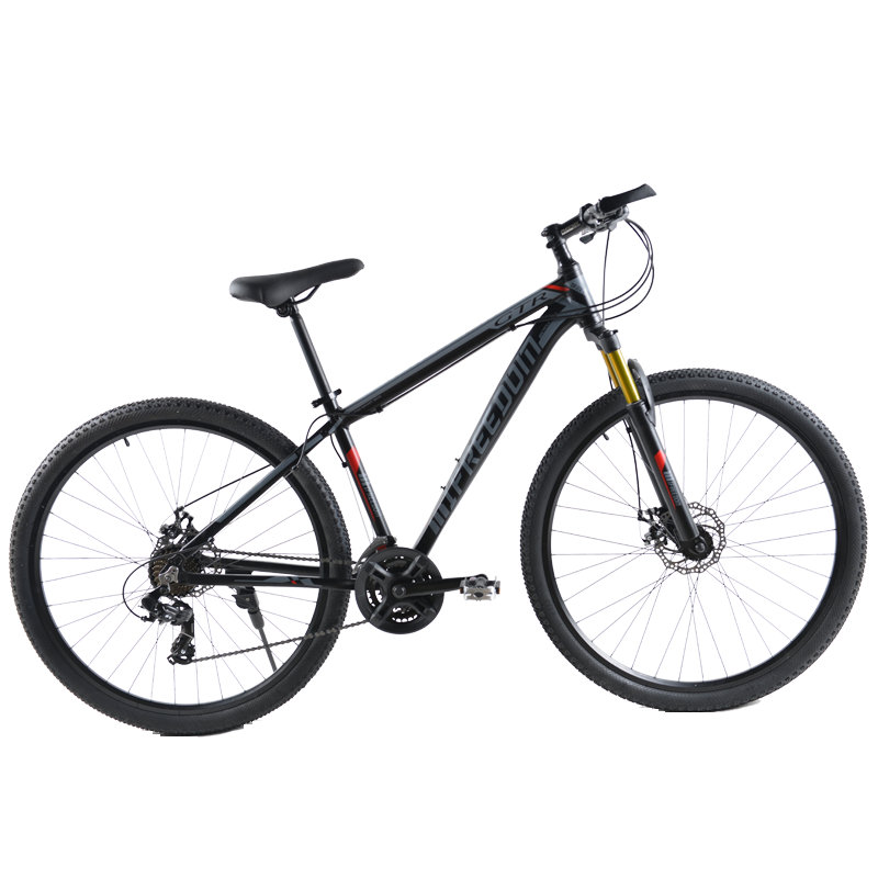 Mountain Bike, MTB 24 Speed 29 Inch Aluminum Alloy Frame Bikes, Male And Female Adult Students Juvenile Bicycle 26 inch 7 21 27speed cross country mountain bike aluminum frame snow beach 4 0 oversized bicycle tire dirt bikes for men