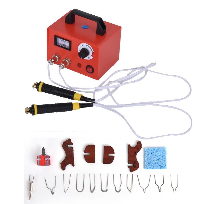 Kits de pyrogravure professionnels 100 W 220 V/110 V stylo pyrographe STL pour gourde, planche, cuir, écorce