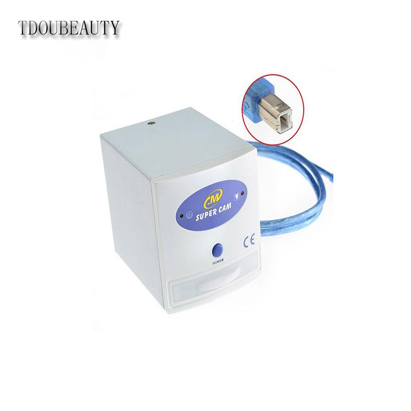 TDOUBEAUTY M-95 x ray film reader is dentist gift dental oral endoscopes Free Shipping 2016 new dental x ray film reader viewer digitizer scanner usb 2 0 m 95 super cam new