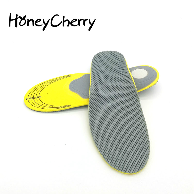 Charcoal Correction Shoe Pad insole Ventilating Health Care Function, Insole Orthopedic Arch Supports Insoles shoe honeycherry
