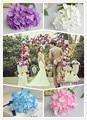 Artificial Hydrangea Silk Flower MULIT COLOR DIY Decorative Flower for Wedding Party Birthday Decoration