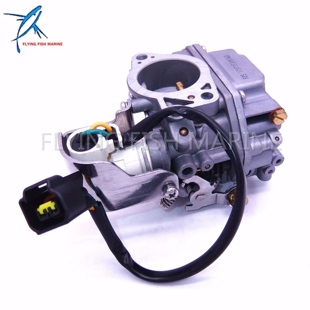 Boat Engines Carburetor Assy 6BL-14301-10 6BL-14301-00  for Yamaha 4-Stroke F25 T25, Free Shipping