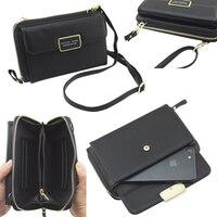 Shoulder Belt Mobile Phone Leather Case Pouch For HTC U11 U11 U11 Life U Play One