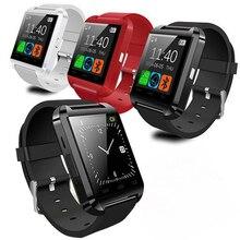 Uwatch smart watch u8 smartwatch andriod ios bluetooth uhren smartphone armbanduhr für iphone samsung getriebe relogio inteligente