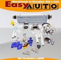 Turbo kit fit for Honda Civic 06 11 R18 DX EX TB25 300hp