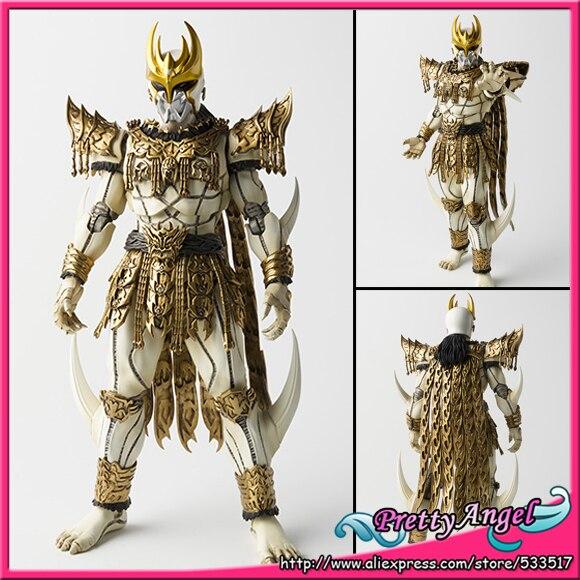 Brettyangel-véritable Bandai Tamashii Nations S. H. Figuarts cavalier masqué exclusif Kuuga N. Daguva. Zeba figurine d'action
