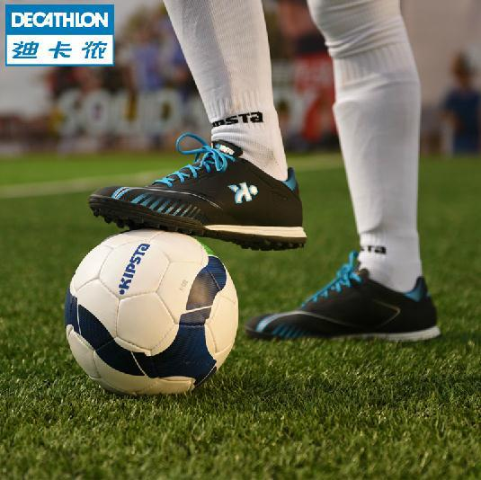 7ff61196f Genuine Decathlon kipsta F500 Soccer ball wear-resistant Size 5 Adult Turf  field Competition Training football free shipping