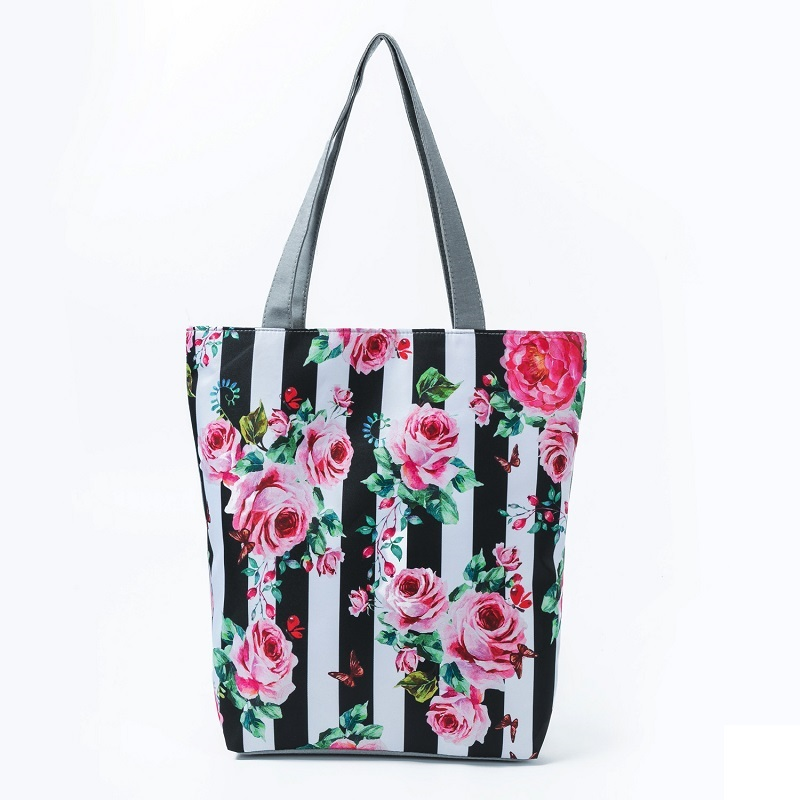 b50acd2cd768e Wholesale Single Flower Tote Bag Gallery - Buy Low Price Single Flower Tote  Bag Lots on Aliexpress.com