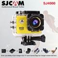 Sj 4000 Tela Original sjcam sj4000 1080 P Câmera de Ação de 2 polegada Mini Gravador de Vídeo Da Câmera Filmadora Subaquática à prova d' água