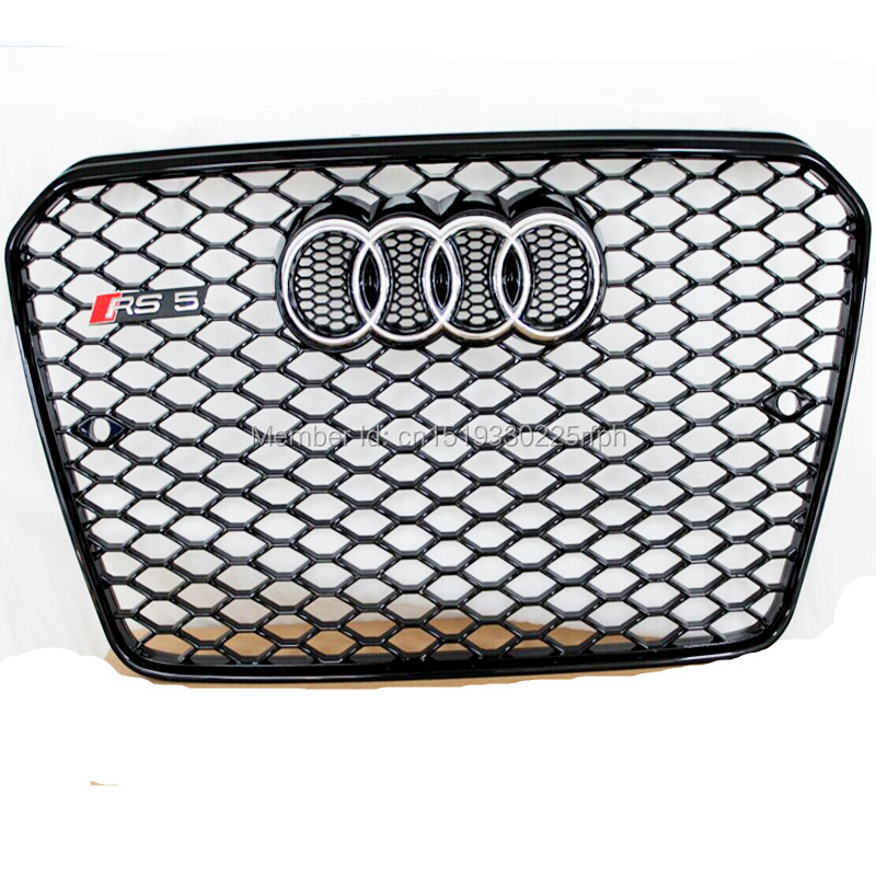 Audi A5 With Rs5 Grill