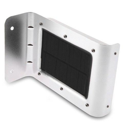 4 pcs 3528 16 led energia solar