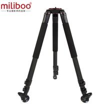 "Miliboo mtt703b 탄소 섬유 삼각대 전문 dslr 카메라/디지털 캠코더 스탠드 내 하중 25 kg 최대 높이 164 cm/63"""
