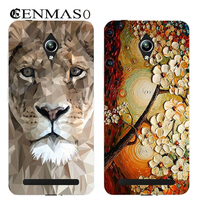 Phone case For Asus Zenfone GO ZC500TG Cute Cartoon High Quality Painted Case Skin Back Cover Shell For Asus Zenfone GO ZC500TG
