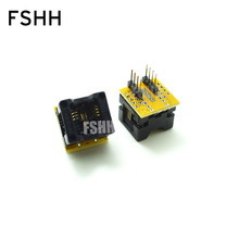 Качество хорошее качество SOP8 SOIC8 SOIC К DIP8 гнездо адаптера для EEPROM 24c* 93c