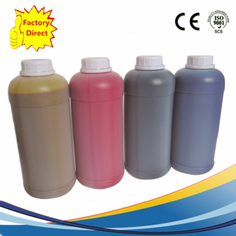 4 x 250ml 4 Color Refill Dye Ink For Brother All Inkjet Printers Premium Photo Printing