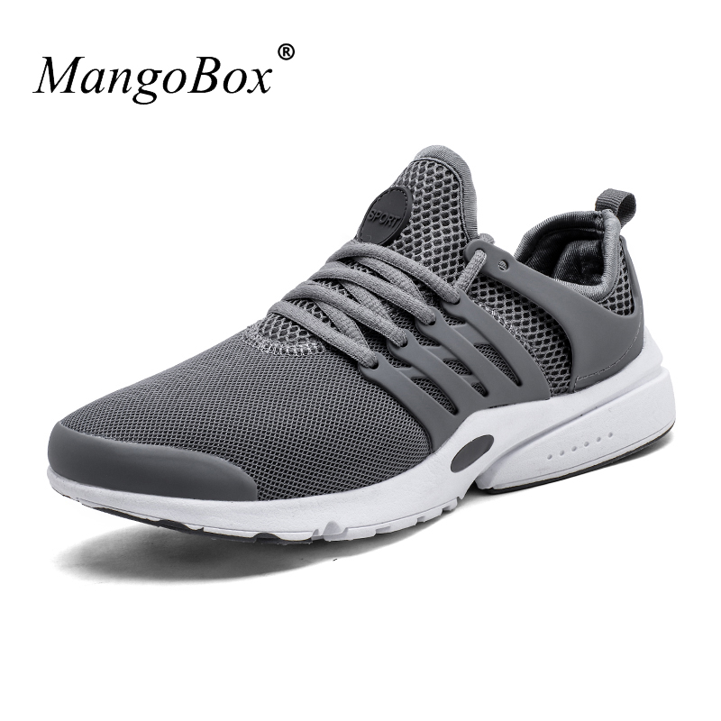 Big Size Spring Summer Sneakers Men Black Blue Brand Running Shoes for Men Lightweight Breathable Large Sports Shoes