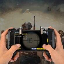 Gamepad Joystick For Pubg Mobile Controller L1 R1 Shoot Handle Knives Out Trigger Fire game joystick