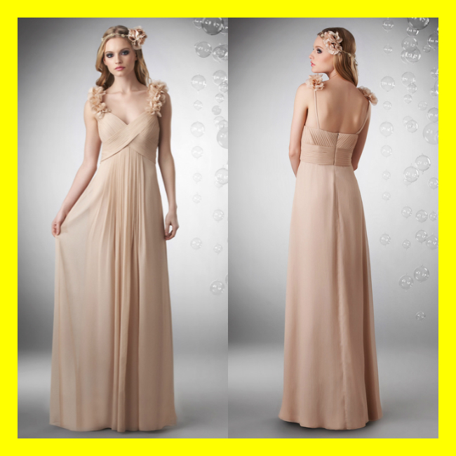 Aliexpress.com : Buy Classy Bridesmaid Dresses Occasions White ...