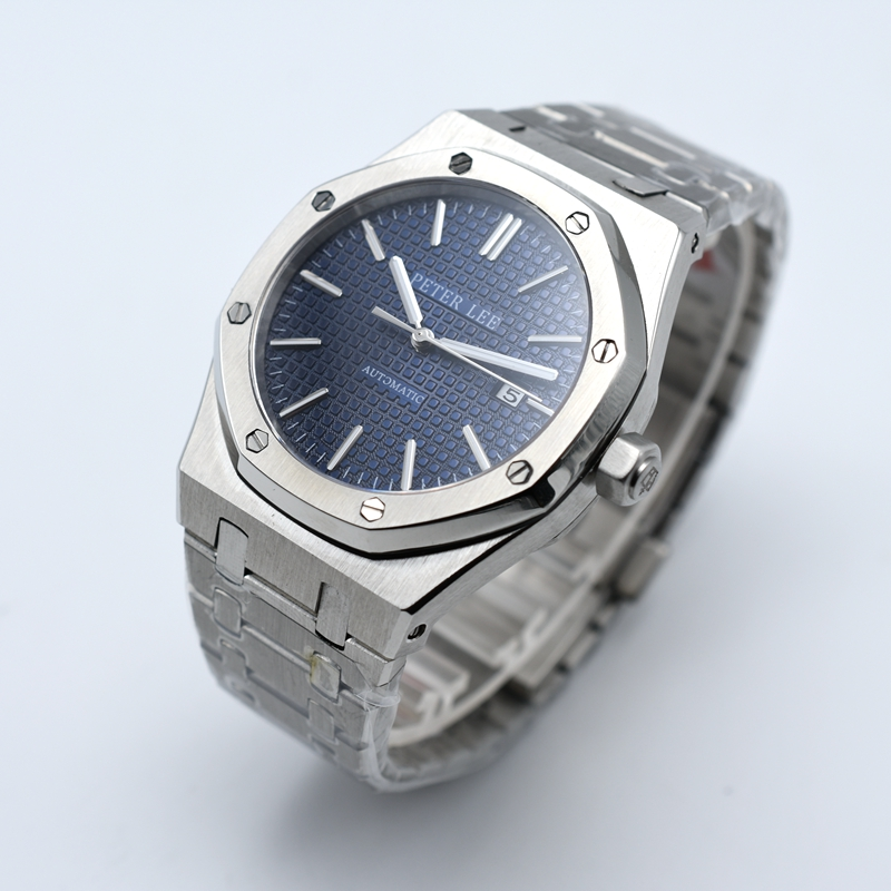 HTB1QW.vamtYBeNjSspkq6zU8VXaO Lovenwatches | PETER LEE Nautilus Review | Brand Luxury Full Steel Silver Waterproof Automatic Mechanical Men Watches Bracelet Dial 40mm Fashion Business Clocks