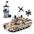 XINGBAO 06021 1340PCS Military Series The 99 Tank Set Building Blocks Bricks Tank Model Car Model Kid Toys As Christmas Gifts