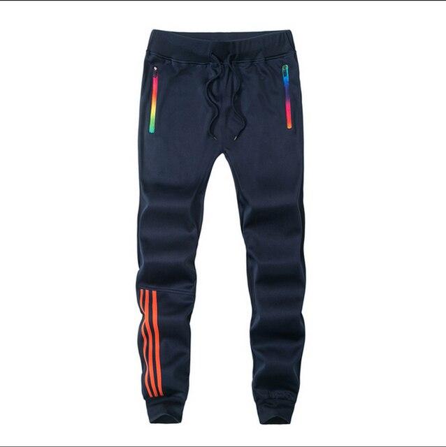 2016 autumn Men's Harem Pants Fashionable Personality Casual Hip Hop Dance Male Trousers joggers sweatpants big size