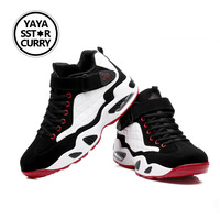 2018 YAYA SSTAR CURRY Men Basketball Shoes Male Ankle Boots outdoor Sport shoes Sneakers Comfortable jordan shoes