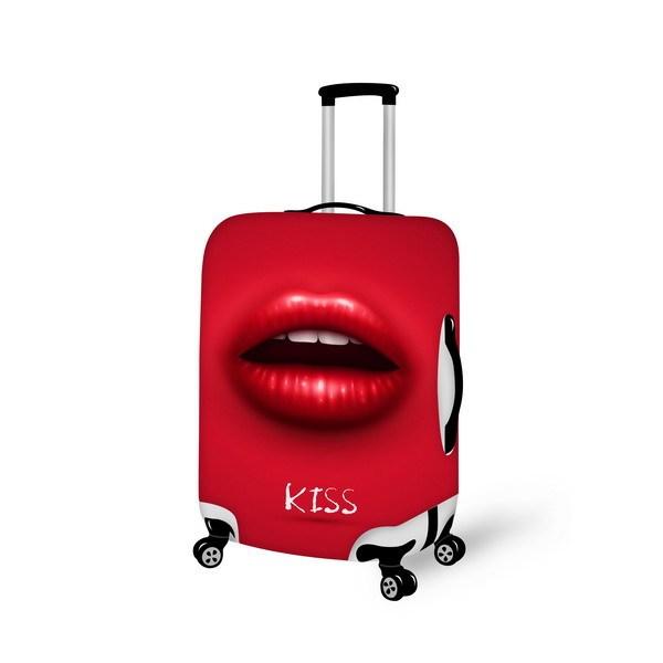 O envio gratuito de bagagem de viagem mala capa protetora elástica à prova de poeira case 22 24 26 polegadas 19 cores