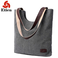 Leisure Handbag Canvas Shoulder Bag 2016 European And American Women Diagonal Package Wholesale Multicolor Spot Saddle